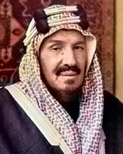 Founder of Saudi Arabia Ibn Saud