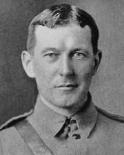 World War I Soldier & Poet John McCrae