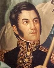 Revolutionary Leader José de San Martín