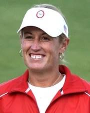 LPGA Golfer Kelly Robbins