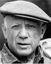 Painter Pablo Picasso