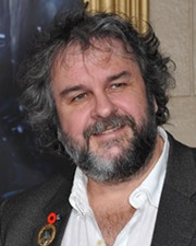 Film Director Peter Jackson