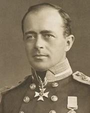 Polar Explorer Robert Scott