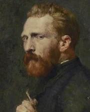 Painter Vincent van Gogh