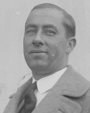 Golfer Walter Hagen