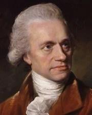 Astronomer William Herschel