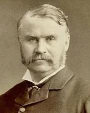 English Dramatist William Schwenck Gilbert