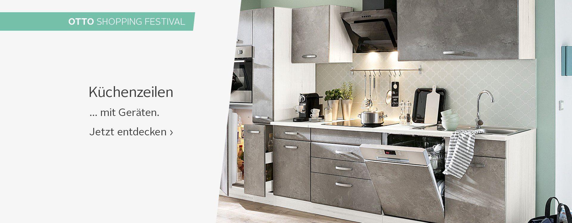 Küchenmöbel online kaufen » Im Set & einzeln   OTTO
