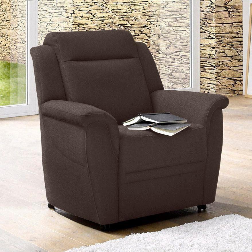 sit&more Sessel, auf Rollen, Inklusive komfortablem ...