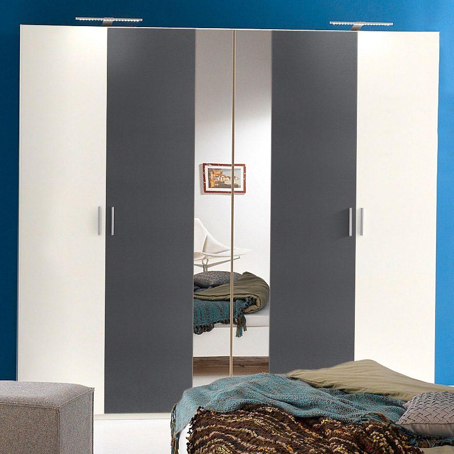 Wimex Kleiderschrank »Ilona«, Breite 225 cm mit 4 Türen ...