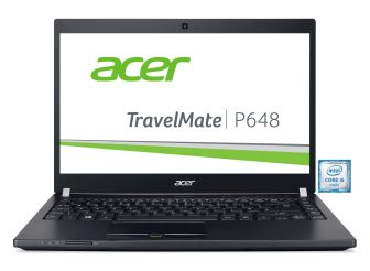 ACER TravelMate P648-M-58J6 Notebook »Intel Core i5, 35,5cm (14´´), 256GB SSD +...