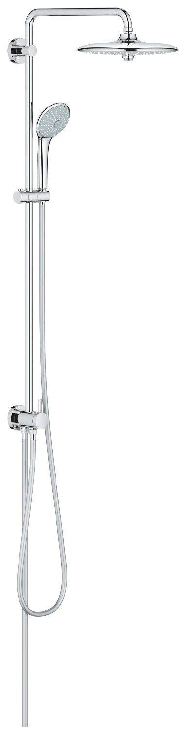 grohe brausegarnitur euphoria system 260 hohe 101 1 cm fur wandmontage mit umstellung online kaufen otto