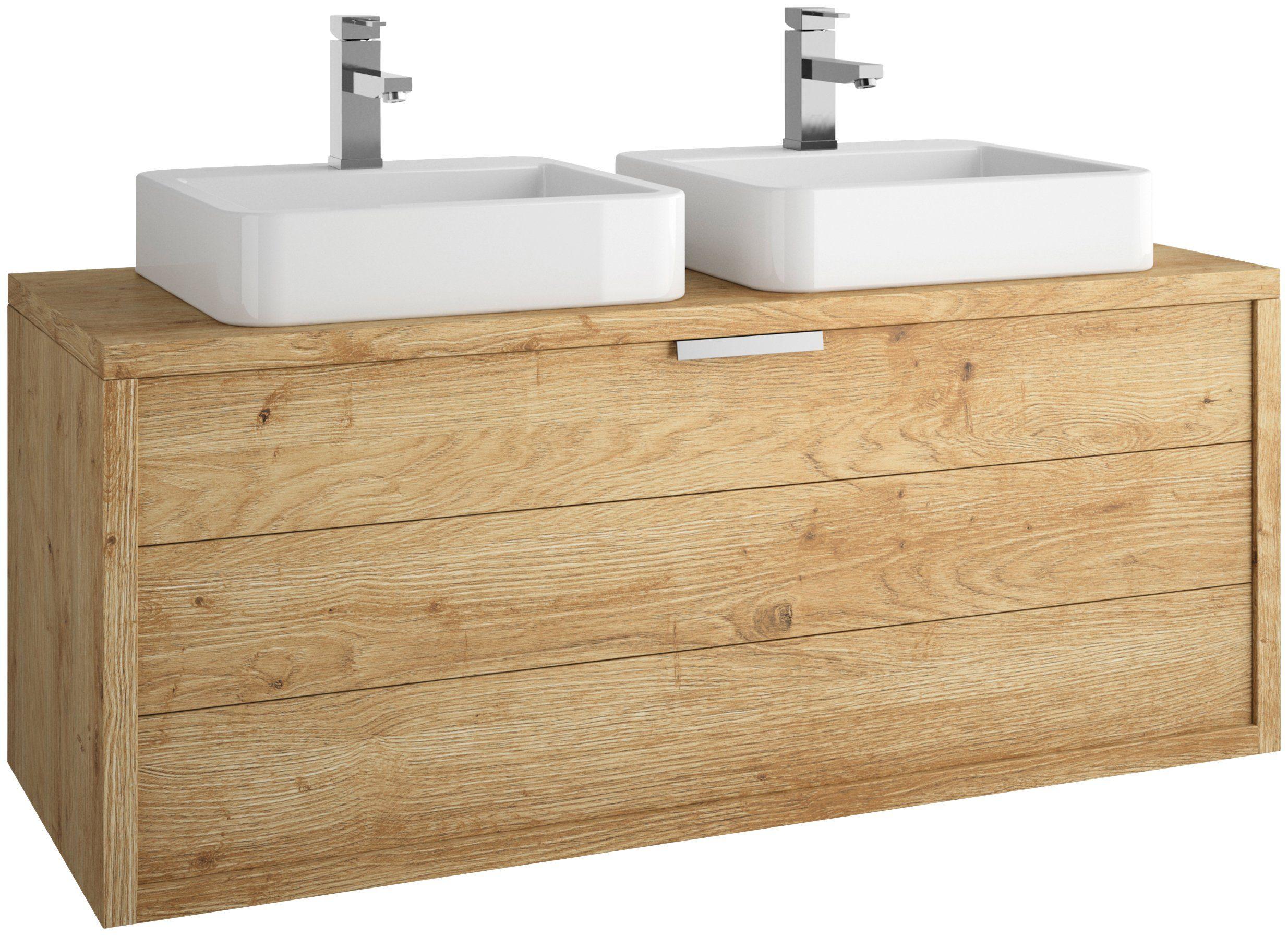 ALLIBERT Waschtisch »Palermo«, Doppelwaschbecken ...