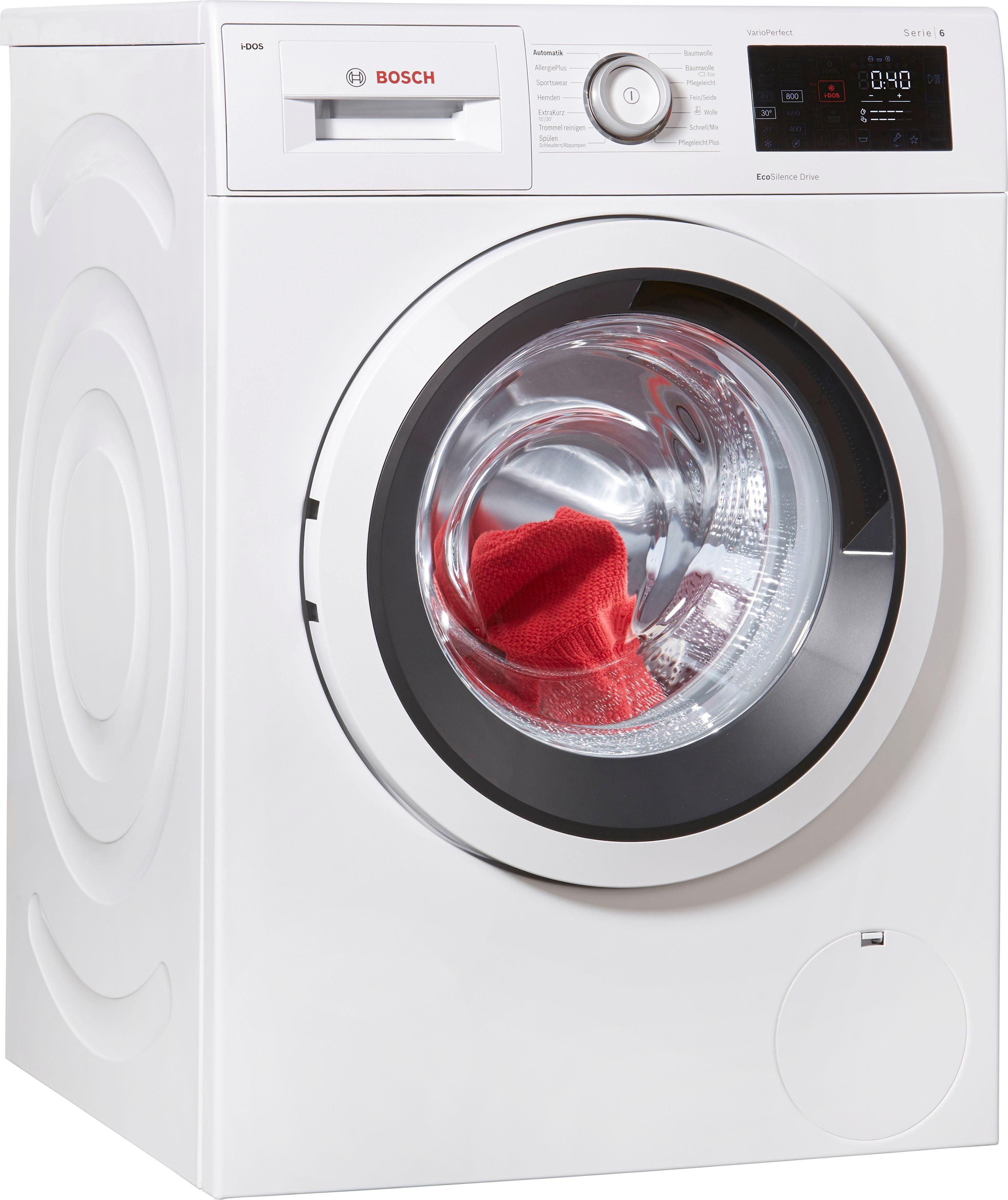 Bosch Waschmaschine Serie 6 Wat286v0 8 Kg 1400 U Min I Dos