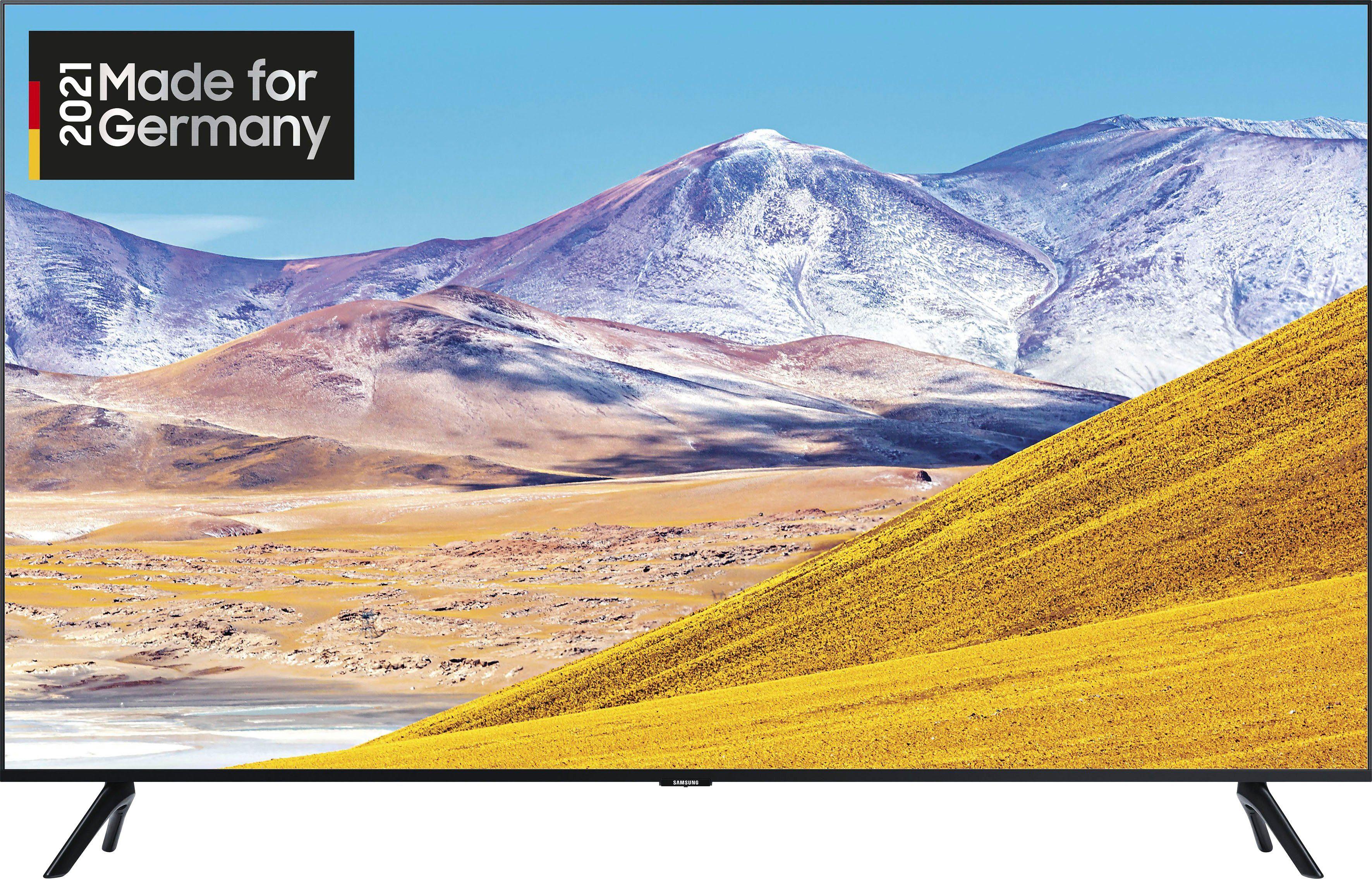samsung gu50tu8079u led fernseher 125 cm 50 zoll 4k ultra hd smart tv