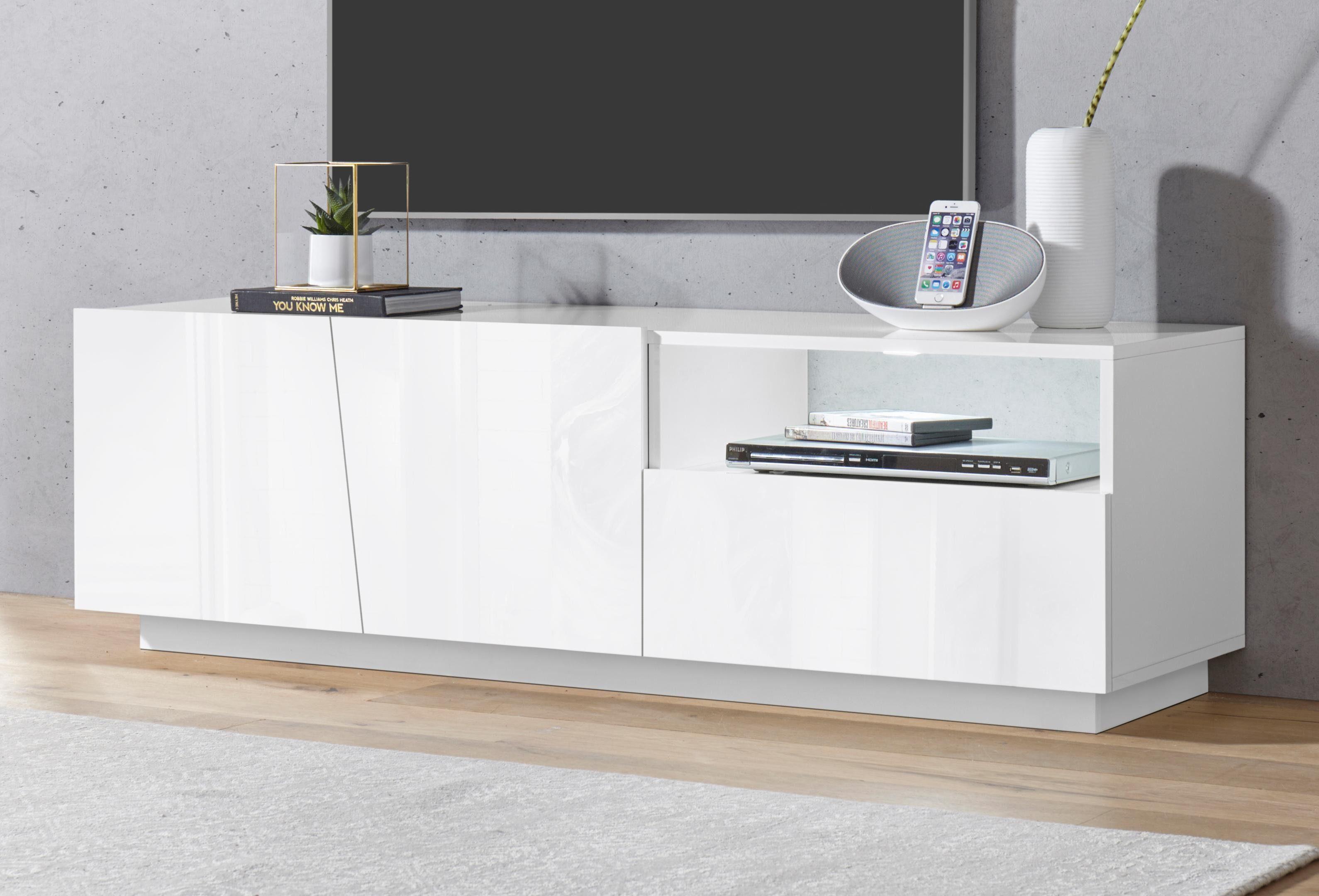 Tecnos Lowboard Vega Breite 150 Cm 2 Turen Online Kaufen Otto