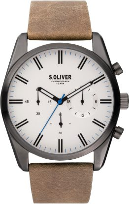 s.Oliver Chronograph »SO-3867-LC«
