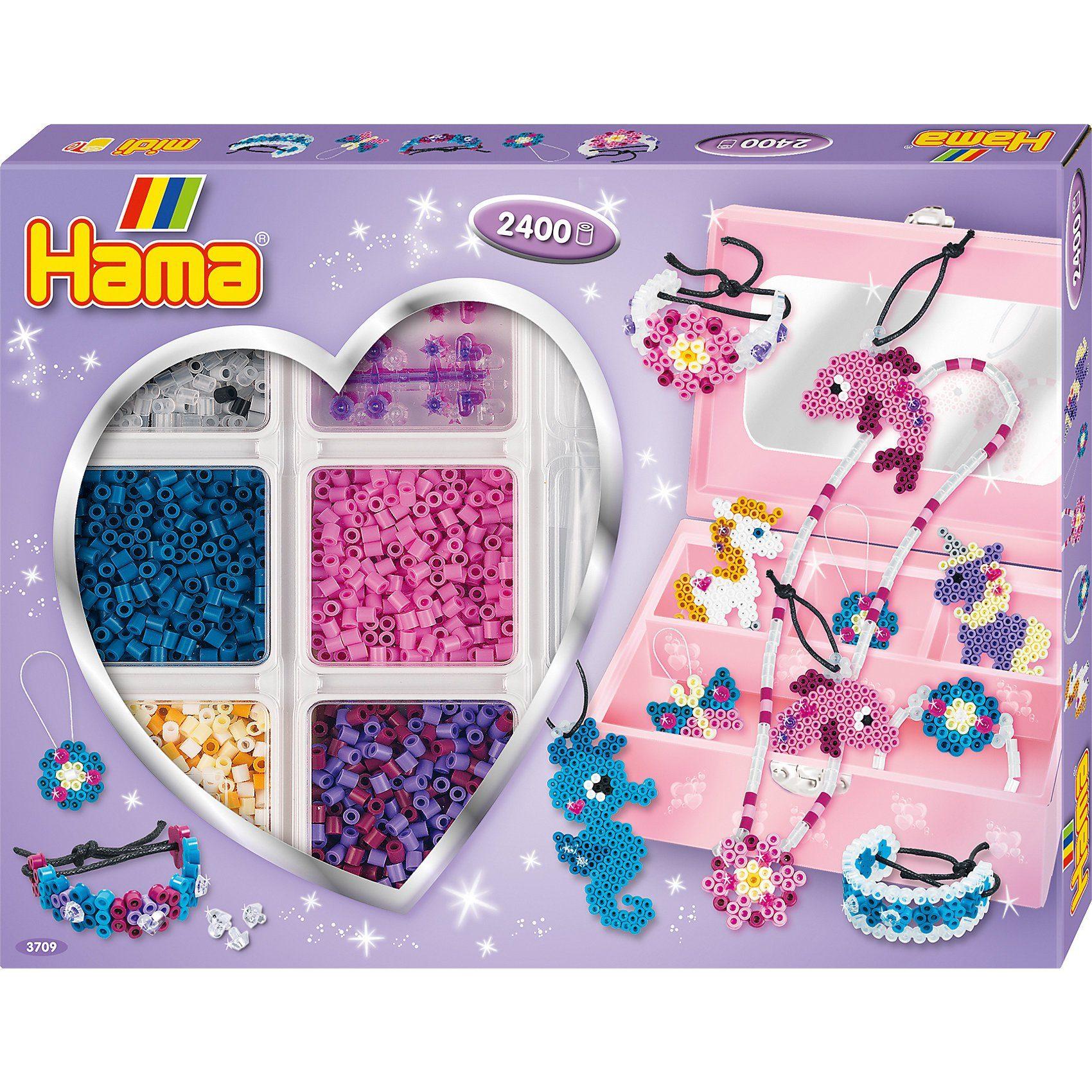 Hama Perlen Azur Blau 1 000stuck 1 95