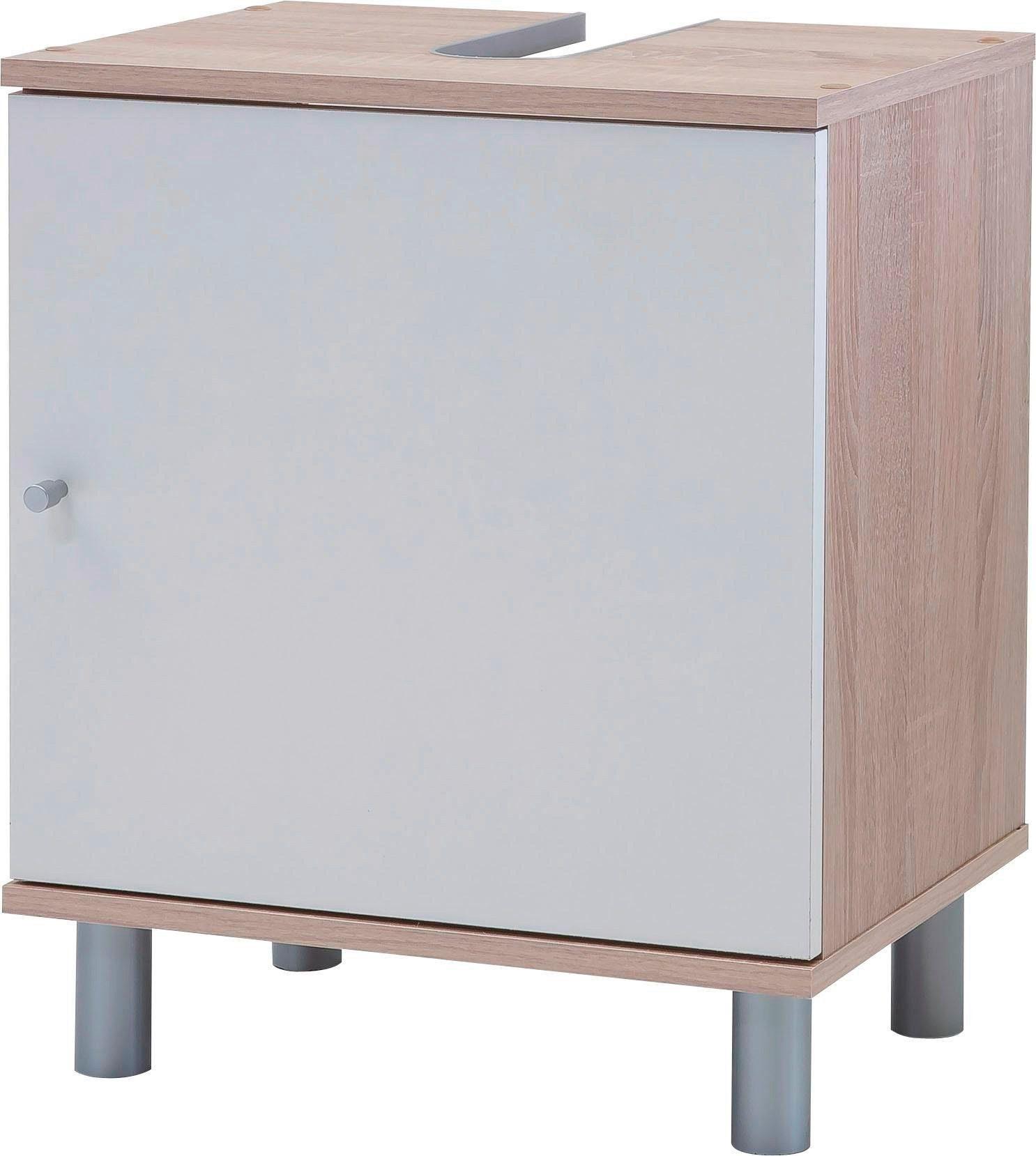 Wilmes Waschbeckenunterschrank Carli Masse B T H 45 32 55 Cm