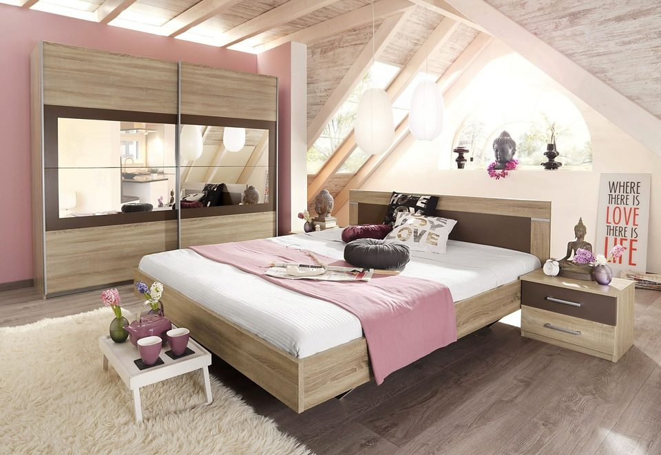 rauch PACK`S Schlafzimmer 4 tlg., Made in Germany online ...