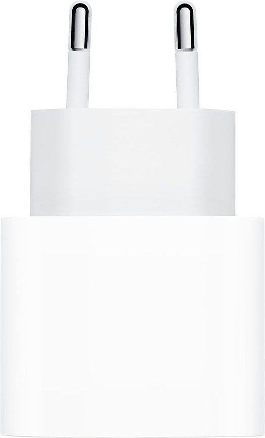 Apple »MHJE3ZM/A« USB-Ladegerät (Kompatibilität: iPhone 12 Pro iPhone 12 Pro Max iPhone 12 mini iPhone 12 iPhone 11 Pro iPhone 11 Pro Max iPhone 11 iPhone SE (2nd generation) iPhone XS iPhone XS Max iPhone XR iPhone X iPhone 8 iPhone 8 Plus iPad Pro 12.9-inch (4th generation) iPad Pro 12.9-inch (3rd generation) iPad Pro 12,9-inch (2nd generation) iPad Pro 12,9-inch (1st generation) iPad Pro 11-inch (2nd generation) iPad Pro 11-inch (1st generation) iPad Pro 10.5-inch iPad Air (4th generation) iPad Air (3rd generation) iPad (8th generation) iPad (7th generation) iPad mini (5th generation)