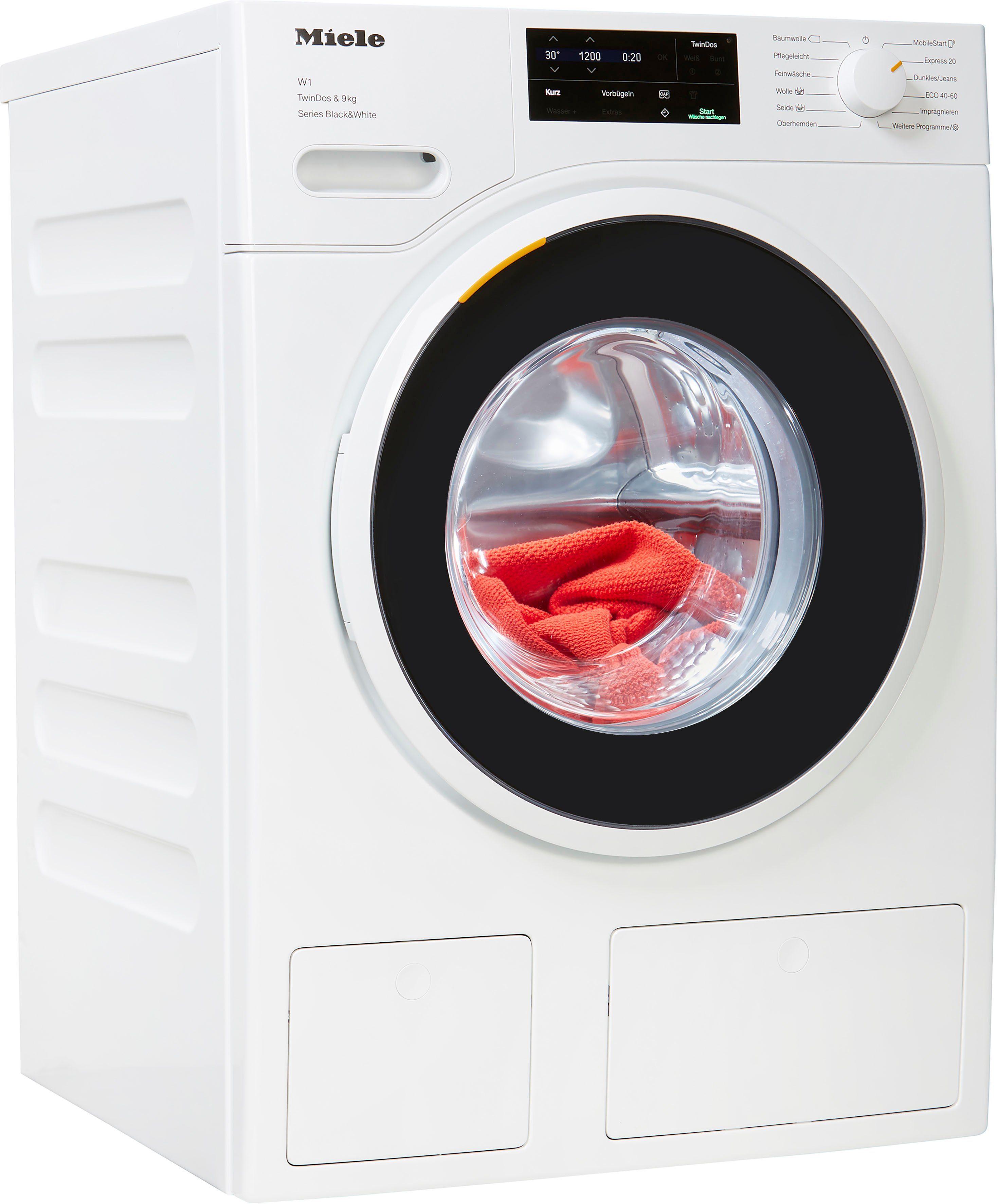 Miele Waschmaschine Wwg669 Wcs Tdos 9kg 9 Kg 1600 U Min Online Kaufen Otto