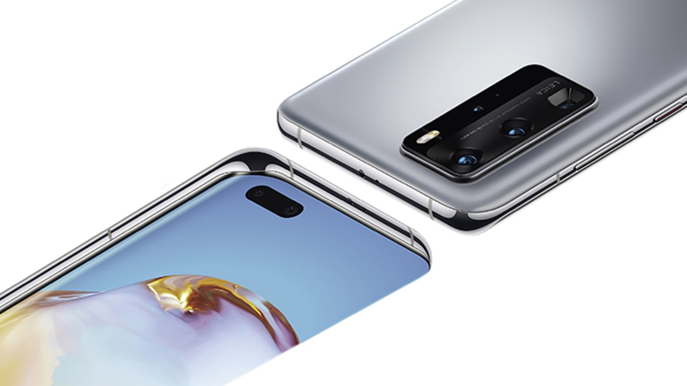 Huawei Launches P40 Pro+ Android Flagship Without Any Google Apps ...