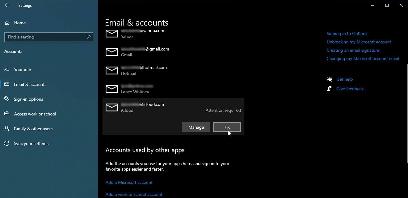 fixed account