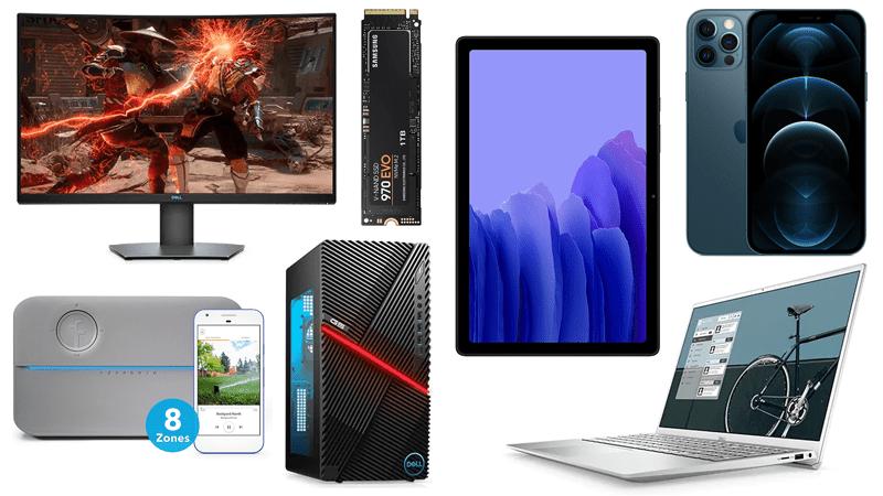 Tech :   Offres du week-end: Snag iPhone 12;  Obtenez la Galaxy Tab A7 pour seulement 169 $  infos , tests