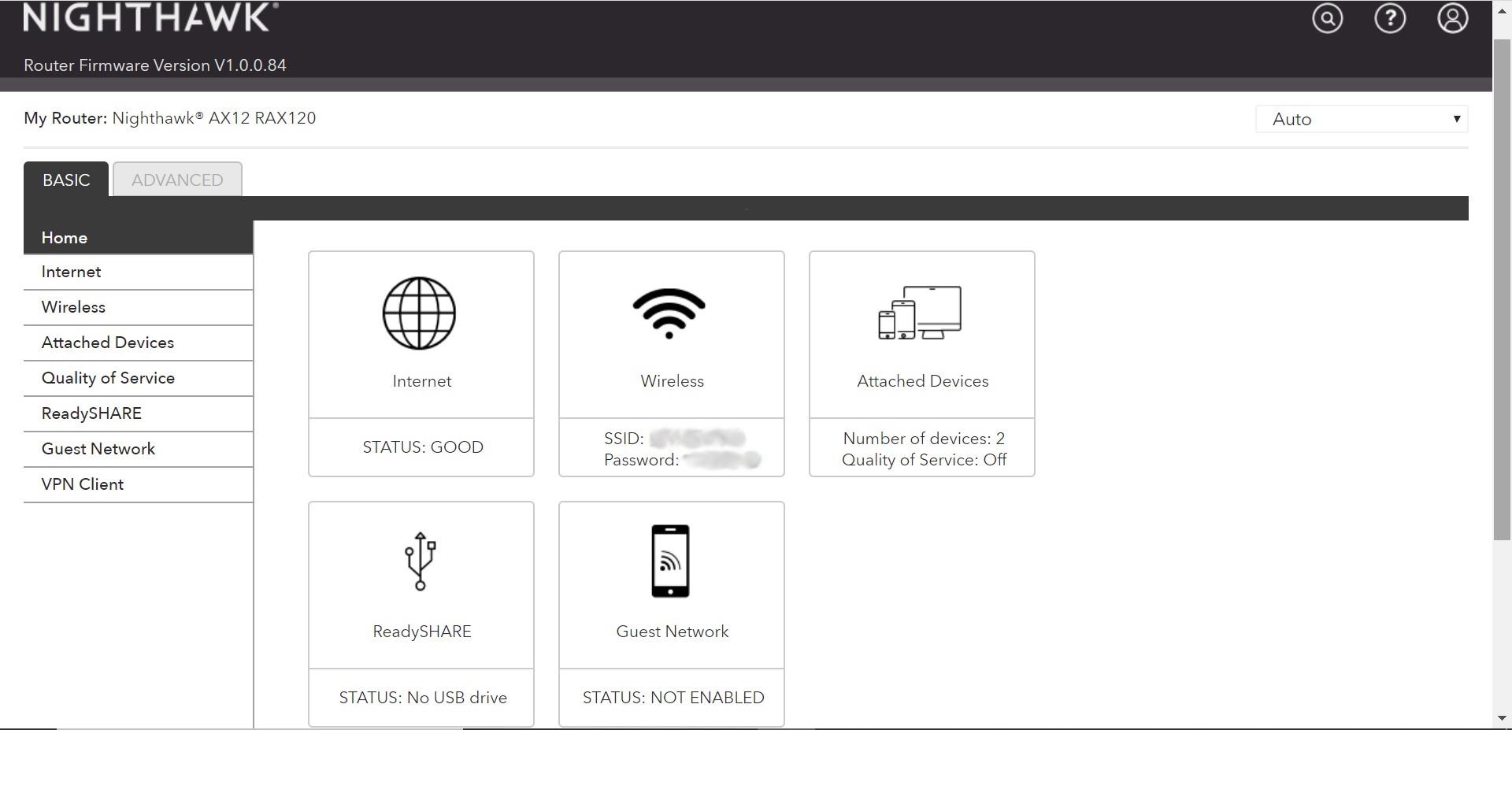 Netgear Nighthawk Ax12 12 Stream Wi Fi 6 Router Rax120