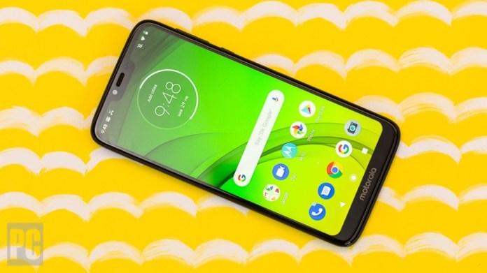 Motorola Moto G7 Power Review Pcmag