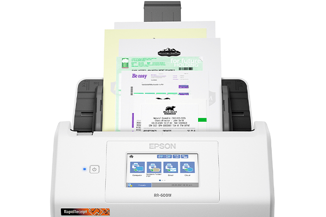 Epson RapidReceipt RR-600W