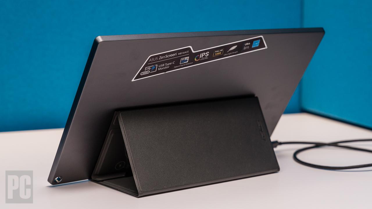 Asus ZenScreen MB16ACE - 5