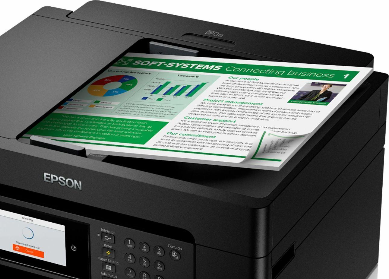 Устройство автоматической подачи документов Epson WorkForce Pro WF-7820