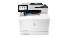 Изображение МФУ HP Color LaserJet Pro M479fdw