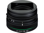 Pentax HD DA 18-50 мм F4-5.6 DC WR RE