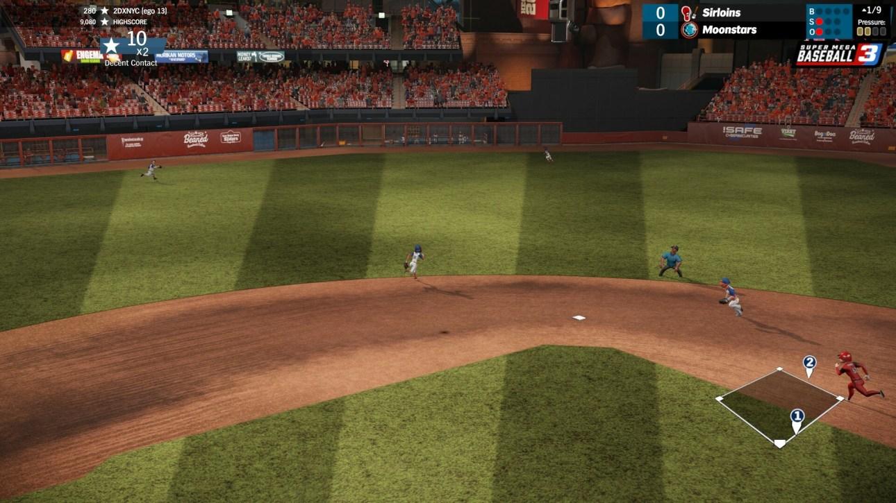 3 бриллианта Super Mega Baseball