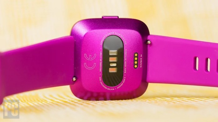 Fitbit Versa Lite Review Pcmag