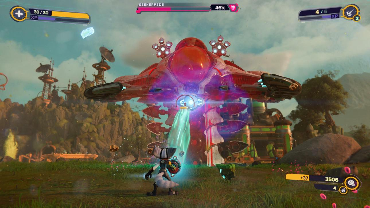 Геймплей Ratchet & Clank