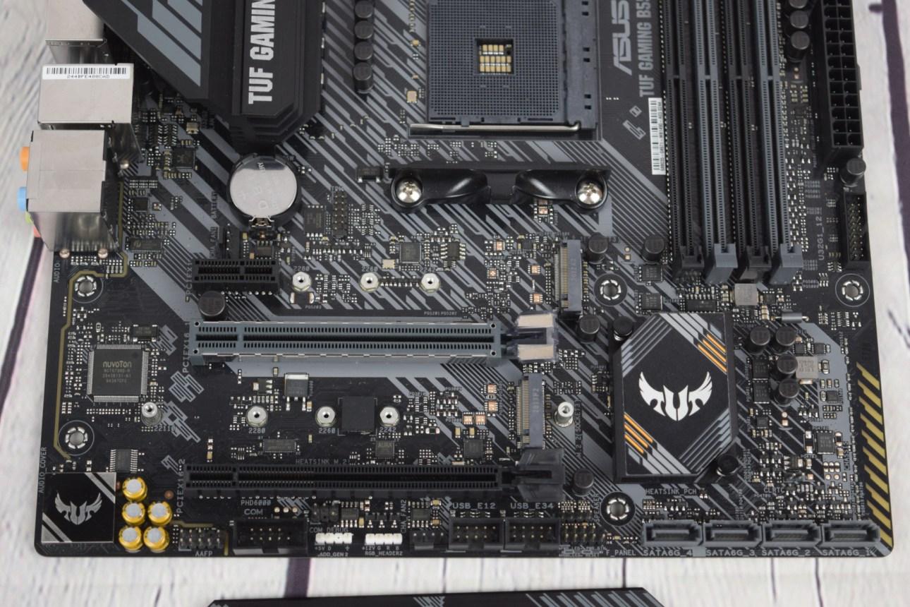 Asus TUF Gaming B550M-Plus (Wi-Fi) PCIe 2