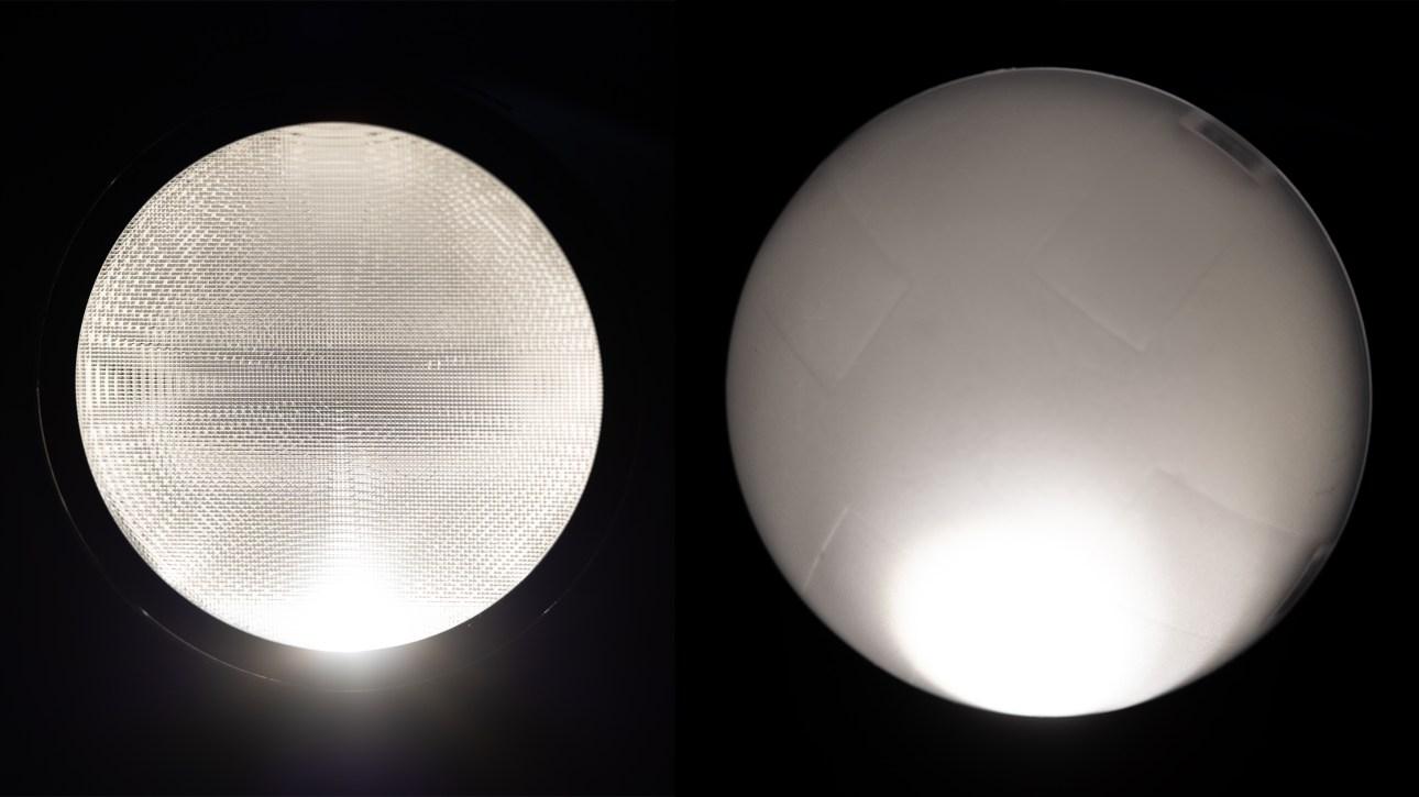 Моделирующая лампа