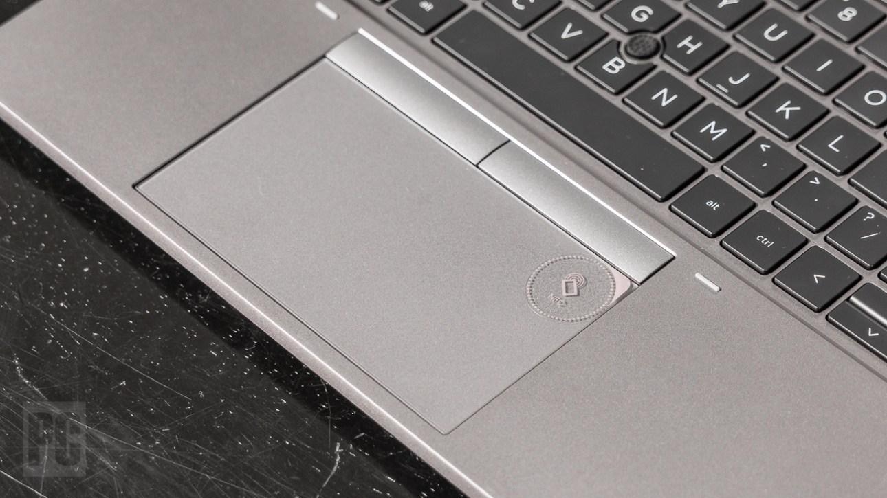 Сенсорная панель HP ZBook Firefly 15 G8