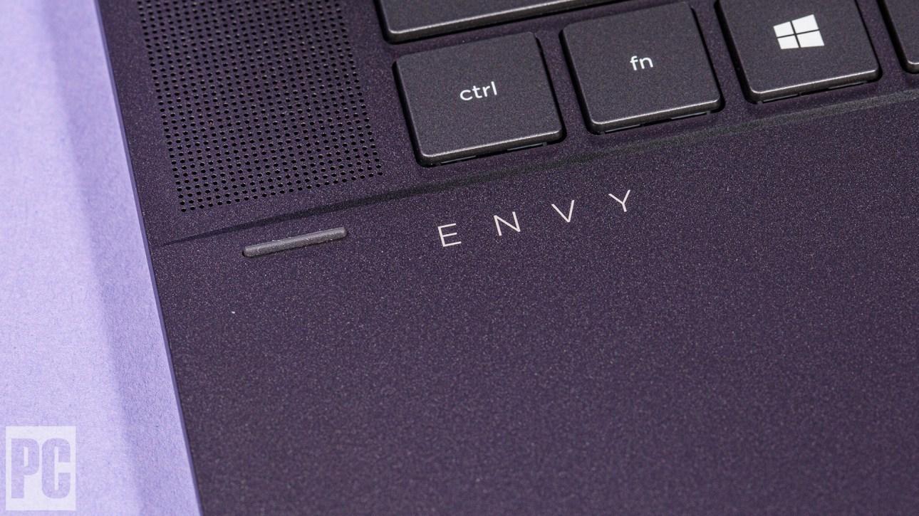 Наклейка HP Envy x360 15 (2021 г.)