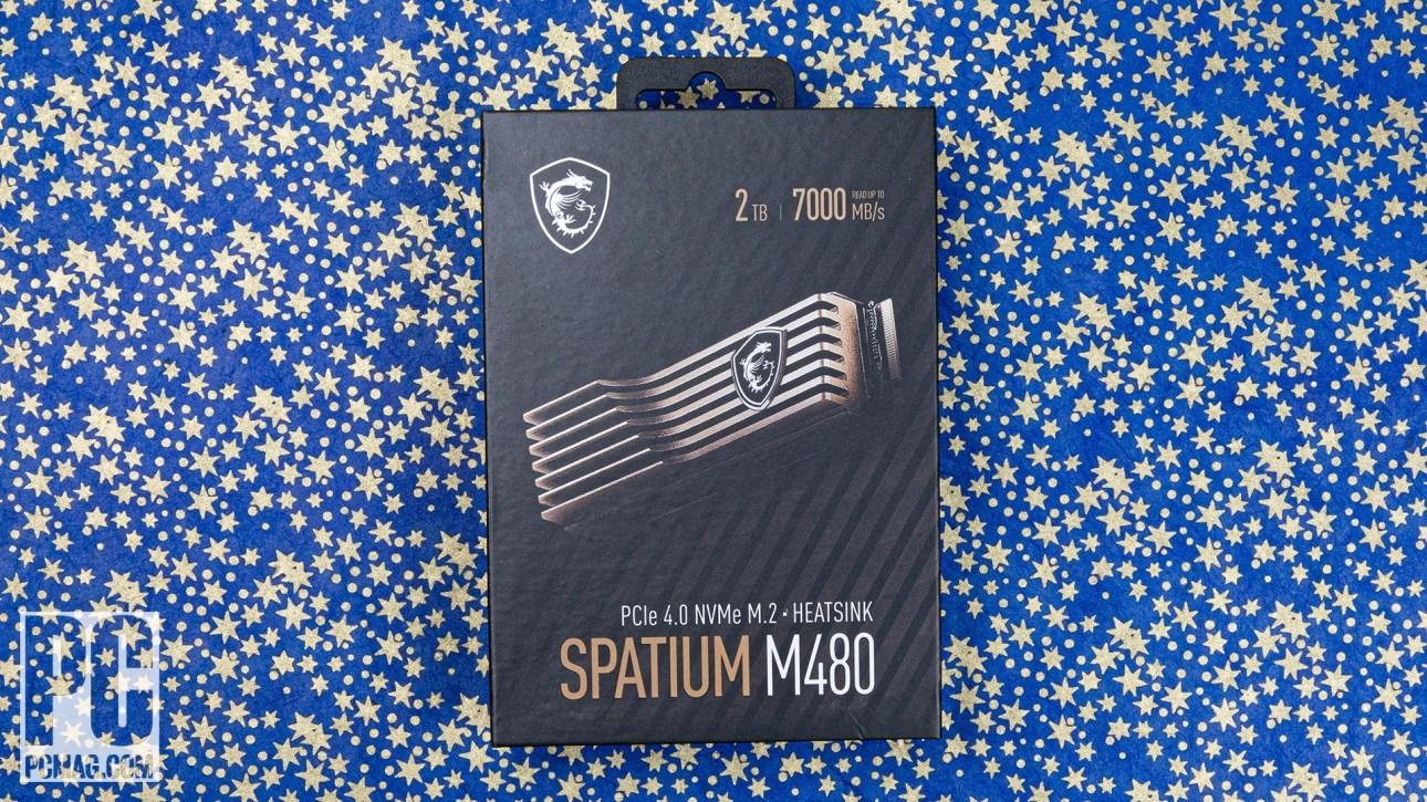 Упаковка MSI Space M480 HS
