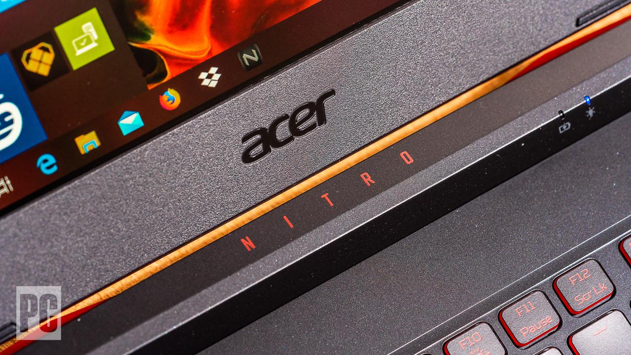 Логотип Acer Nitro 5 (2020)