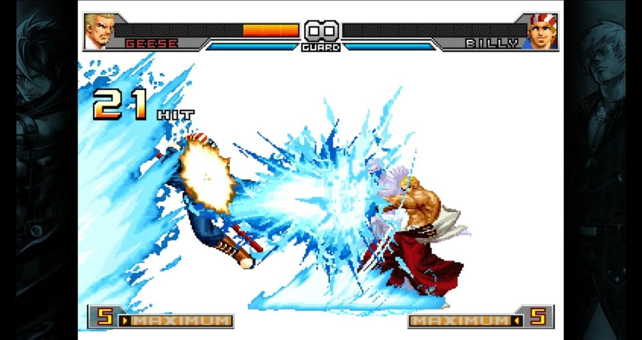 The King of Fighters 2002 безлимитный матч (для ПК)