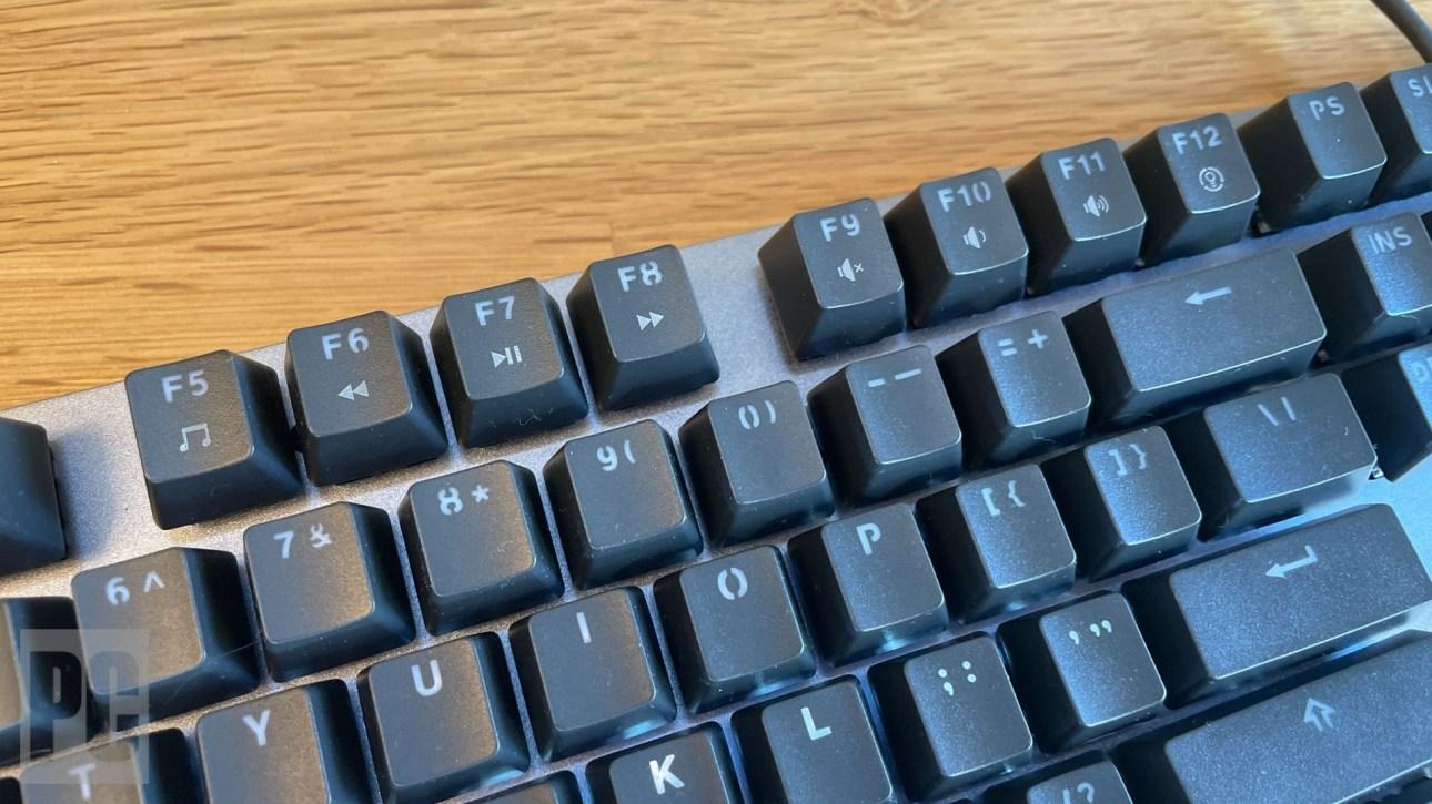 Функциональные клавиши Logitech K845