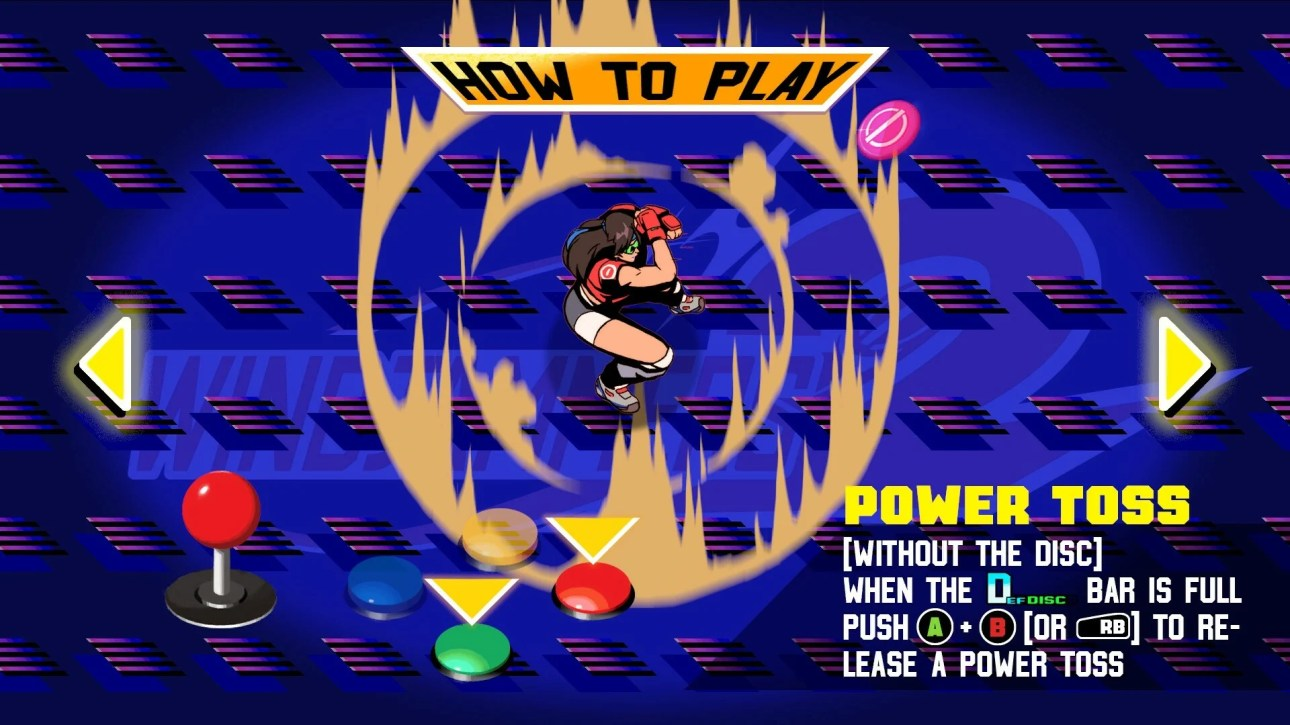 Советы по игре Windjammers 2