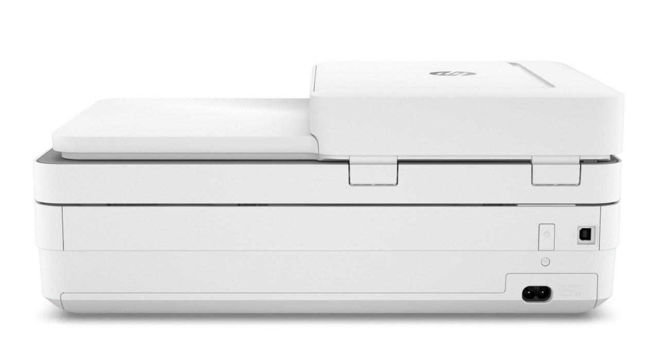 Подключение к задней панели МФУ HP Envy Pro 6455 All-in-One