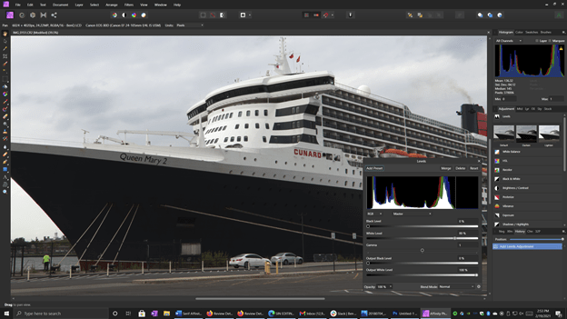 Adjusting Your Photos in Serif Affinity Photo